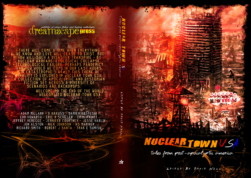 Nuclear Town USA - Cover